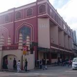 『【シンガポール観光】リトルインディアにある小さなモスク!マスジッド・アングリア』の画像