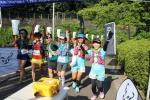 第2回交野里山トレイルランニングチャレンジカップに密着!~最高齢は70歳!遠くは栃木県からも参加されたみたい~