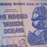 『ジンバブエ:ハイパーインフレの悪夢に逆戻り?』の画像