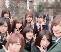 【欅坂46】欅ちゃんたちみんなで初詣に行った様子!