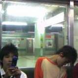 『埼京線運行再開』の画像