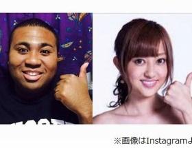 菊地亜美とアントニーは激似? 2人の写真並べたら「似てる」と評判に