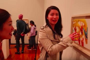 海外「日本人の真骨頂」田中達也ミニチュア展覧会レポートに感嘆する海外の人々
