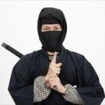 インドネシア「うわ忍者だ…なにこれ怖いwww」 イスラム教徒女性のニカブ隊が熱いwww