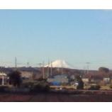 『本日の富士山』の画像