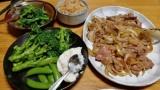 【朗報】ワイデブの夕ご飯出来上がる(※画像あり)