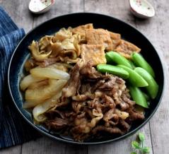 【厚揚げで!野菜もたっぷり肉豆腐】フーディストノート掲載です!
