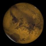 『火星接近?』の画像