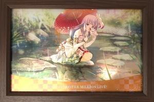 【ミリオンライブ!】「パーソナルパブミラー」シリーズに「白石 紬」が登場!受注は9月27日(日)23:59まで!