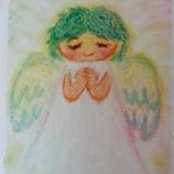 『アートセラピー日記(ベビートーク)初めて絵の仕事を下さったお客様』の画像