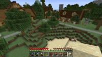 西大陸に木造民家1Kを建てる