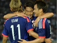 【動画】日本×イラク、試合終了!原口の代表初ゴールで4-0!イラクに圧勝!