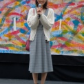 第66回日本女子大学目白祭2019 その26(Japan Women's Collectionコンテスト/中村桃子)