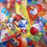 『2019大橋ふみのり絵画展 & 絵画教室』の画像