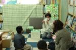 青年の家図書室の絵本の「おはなし会」を覗く!ここは子ども達とお母さんがホッと出来る憩いの場!!