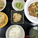『今日の桜町昼食(回鍋肉)』の画像