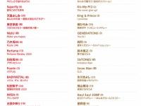 【速報】紅白歌合戦の曲順が発表!坂道は全て前半!
