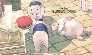 明らかに徳の高い象さん椅子