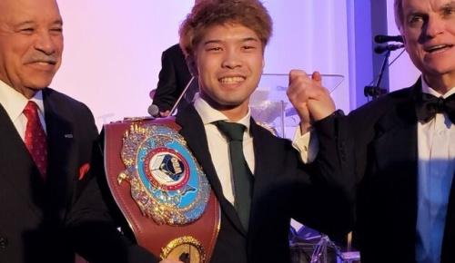 田中恒成が王座返上し4階級制覇挑戦を表明(海外ボクシングファンの反応)