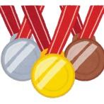 【朗報】日本の金メダル数、世界一位!!!!!!!