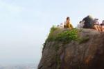 なんとなくヨーロッパの山みたいな交野山の岩~インサイト交野No.92~