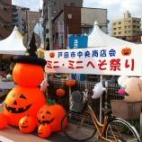 『戸田市下戸田ミニパーク ミニ・ミニへそまつりの音楽ステージ』の画像