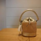 『AURORA PRESTIGE(オーロラプレステージ)Basket bag NADIA S』の画像