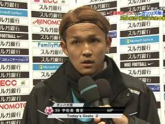 ガンバ宇佐美の2015年公式戦の試合出場数が65試合!wwww