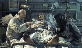 肉体的な死後も「意識」はあるか、研究