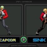 「カプコン vs SNK」のドットを比較した動画が話題に。
