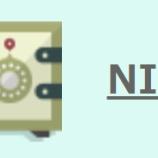 『NISA転で損失確定しました』の画像