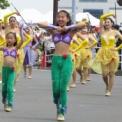 2016年横浜開港記念みなと祭国際仮装行列第64回ザよこはまパレード その91(茅ヶ崎バトン)