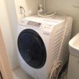 『大阪府茨木市【洗濯機の排水つまり➡つまり修理】』の画像
