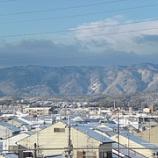 『我が家から風景(京都)』の画像