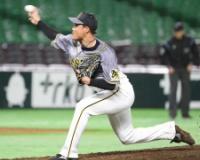 阪神・守屋 オープン戦初登板は1回完全、実戦4試合無失点の安定感