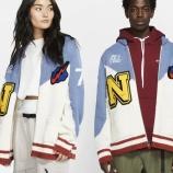 『ナイキ新商品:バーシティスタイルのナイキスポーツウェア セーターが登場 BV4616-110』の画像