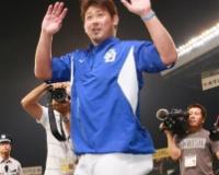【朗報】中日・松坂、阪神・才木を絶賛「将来的に2桁勝てる投手」