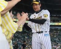 【阪神】能見、好救援で今季初勝利!100勝あと1も「チームのために好救援を」