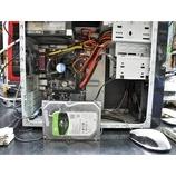 『自作パソコンのデータ救出作業』の画像