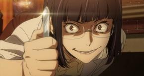 【文豪ストレイドッグス】第22話 感想 眼鏡がなければ負けていた