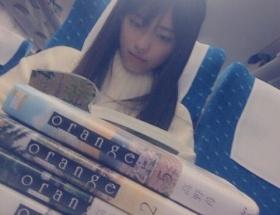 まいんさん(17)、大阪に遠征