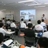 『滋賀県の就職支援事業に 「はんだ付け出張講習」 に行ってきました』の画像