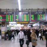 『高崎線 夕ラッシュ時に上野駅地平ホーム14・15番線を観察してきました!』の画像