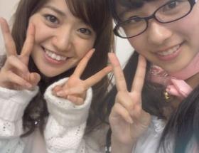 大島優子、猫耳メイドコスプレ公開 オタ「おおおおおおおお」