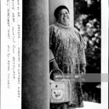 『ベッシー・アメリア・ヘッドの生誕記念』の画像