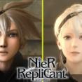 ニーアレプリカントのPS3、PS4版の比較動画が公開。ほぼ別物レベルになってる