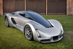 3Dプリンターによる世界初のスーパーカーが登場…車重630kg