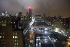 【速報】ニューヨークが暗い