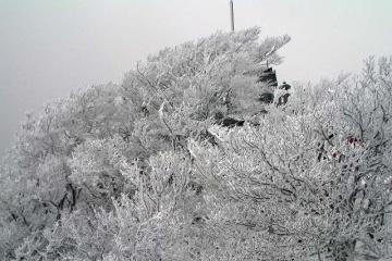 高見山登山で雪山デビュー