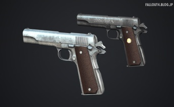 WWII Colt M1911A1 of Freedom
